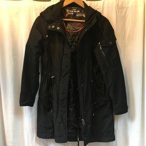 Steve Madden rain coat